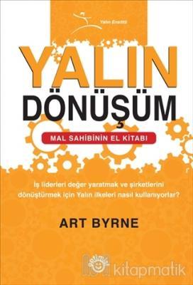 Yalın Dönüşüm Art Byrne