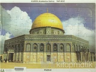 Yapboz - Kudüs ( Kubbetüs-Sahra)