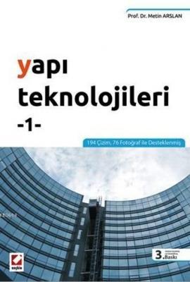 Yapı Teknolojileri 1