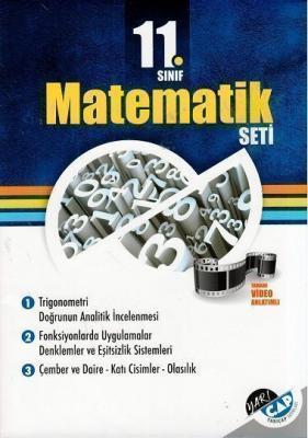 Yarı Çap Yayınları 11. Sınıf Matematik Seti Komisyon