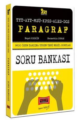 Yargı Yayınları 2021 TYT AYT MSÜ KPSS ALES DGS Paragraf Yeni Nesil Sor