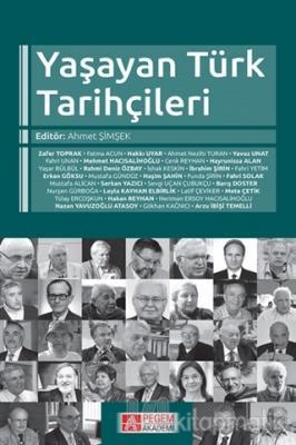 Yaşayan Türk Tarihçileri