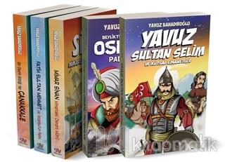 Yavuz Bahadıroğlu Genç Tarih Seti (5 Kitap Takım) Yavuz Bahadıroğlu