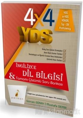 YDS 4x4 İngilizce Dil Bilgisi