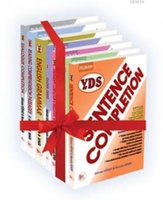 YDS Çözümlü Soru Bankası Seti (7 Kitap)