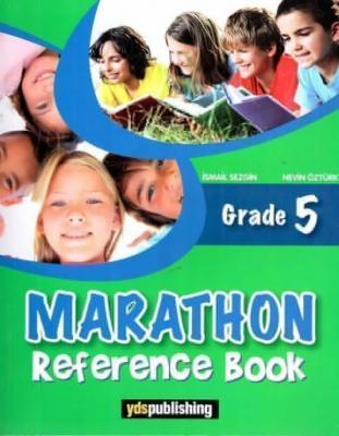 5. Sınıf Marathon Reference Book Set Ydspublishing Yayınları Komisyon