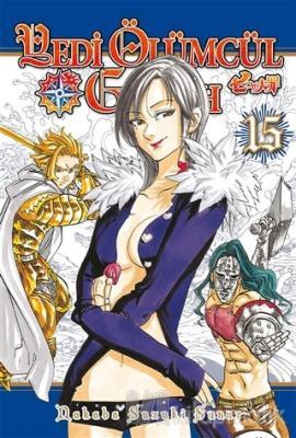 Yedi Ölümcül Günah 15 Nakaba Suzuki