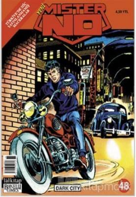 Yeni Mister No Sayı: 48 Dark City