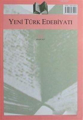 Yeni Türk Edebiyatı Sayı: 15 Nisan 2017
