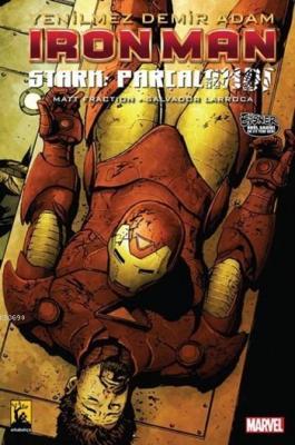 Yenilmez Demir Adam - İron Man - (Cilt 4) Matt Fraction