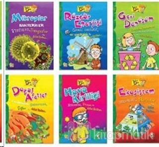 Yeşil Dahi Serisi (6 Kitap Takım)