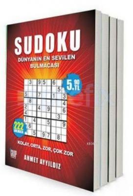 Yetişkinler İçin Sudoku Seti