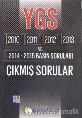 YGS 2010 2011 2012 2013 ve 2014 2015 Basın Soruları - Çıkmış Sorular
