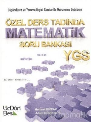 YGS Özel Ders Tadında Matematik Soru Bankası