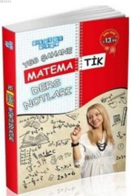 YGS Şahane Matematik Ders Notları