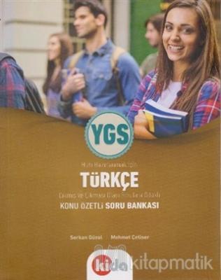 YGS Türkçe Konu Özetli Soru Bankası