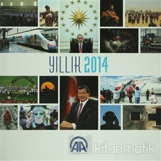 Yıllık 2014 (Ciltli)