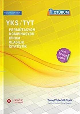 YKS 1.Oturum TYT Permütasyon Kombinasyon Binom Olasılık İstatistik