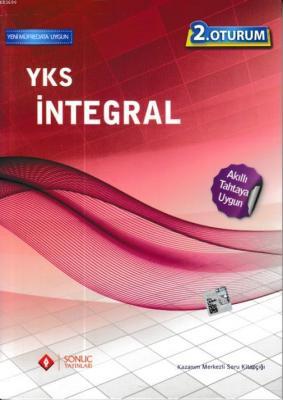 YKS 2. Oturum İntegral