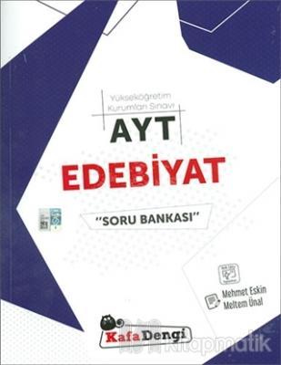 YKS AYT Edebiyat Soru Bankası Mehmet Eskin