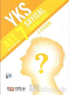 YKS AYT Sayısal 7 Deneme Sınavı (2. Oturum)