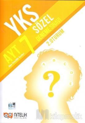 YKS AYT Sözel 7 Deneme Sınavı (2. Oturum)