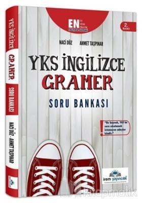 YKS İngilizce Gramer Soru Bankası Naci Düz