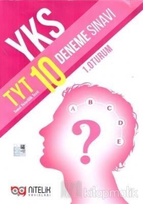 YKS TYT 10 Deneme Sınavı (1. Oturum)