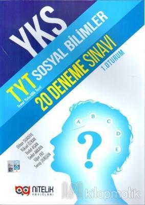 YKS TYT Sosyal Bilimler 20 Deneme Sınavı (1. Oturum)