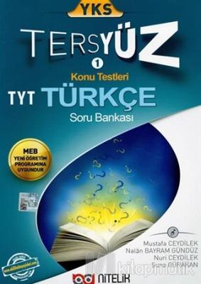 YKS TYT Tersyüz Konu Testleri Türkçe Soru Bankası
