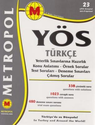 YÖS Türkçe Çalışma Kitapçığı