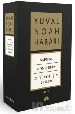 Yuval Noah Harari Seti (Ciltli)