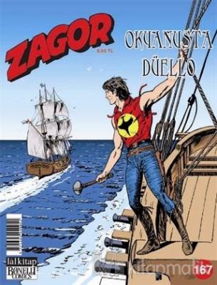 Zagor Sayı: 167 - Okyanusta Düello Mauro Boselli