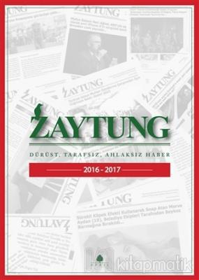 Zaytung Almanak 2016 - 2017
