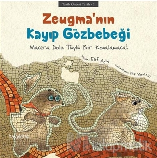 Zeugma'nın Kayıp Gözbebeği