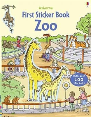 Zoo - First Sticker Book