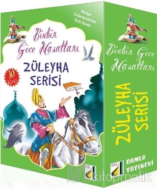 Züleyha Serisi - Binbir Gece Masalları (10 Kitap)