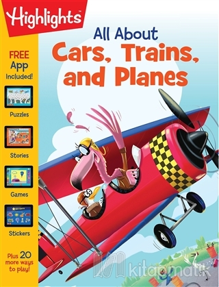 All About Cars >> All About Cars Trains And Planes Kolektif