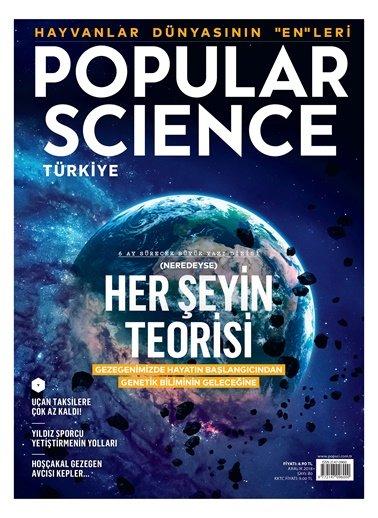 Popular Science Turkiye Aralik 2018 Sayi 80