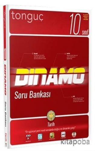 10.Sınıf Tarih Dinamo Soru Bankası - Komisyon - kitapoba.com