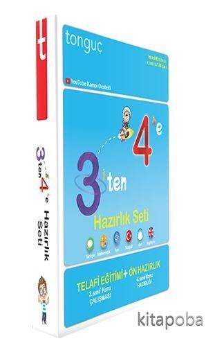 3'ten 4'e Hazırlık Seti - Kollektif - kitapoba.com