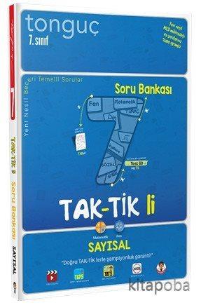 7. Sınıf Sayısal Tak-Tikli Soru Bankası - Kollektif - kitapoba.com