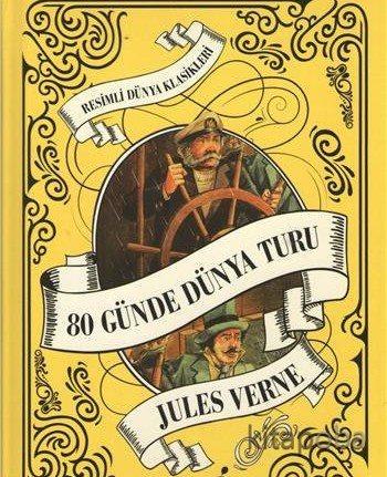 80 Günde Dünya Turu - Jules Verne - kitapoba.com