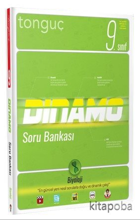9. Sınıf Biyoloji Dinamo Soru Bankası - Kollektif - kitapoba.com