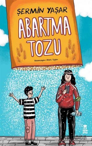 Abartma Tozu - Şermin Yaşar - kitapoba.com