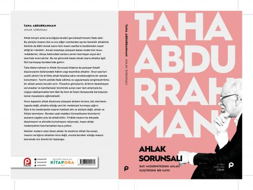 Ahlak Sorunsalı - Taha Abdurrahman - kitapoba.com