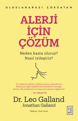 Alerji için Çözüm - Dr. Leo Galland - kitapoba.com