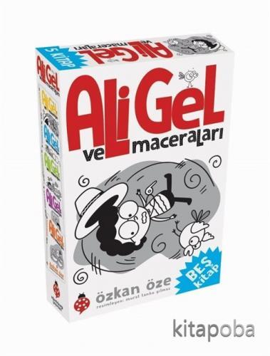 Ali Gel ve Maceraları Seti (5 Kitap) - Özkan Öze - kitapoba.com