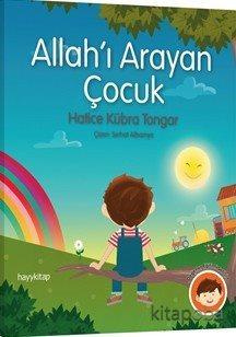 Allah'ı Arayan Çocuk - Serhat Albamya - kitapoba.com