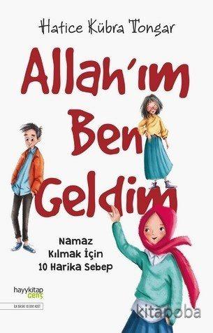 Allah'ım Ben Geldim - Hatice Kübra Tongar - kitapoba.com